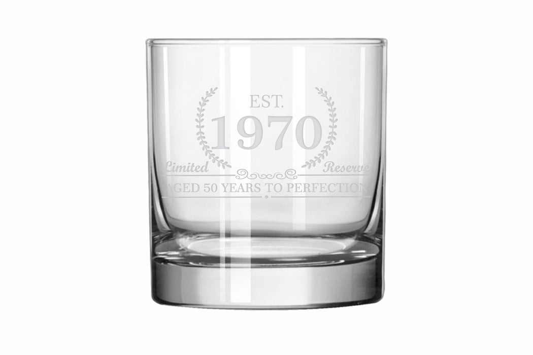 Well Aged | 11oz Whiskey Glass