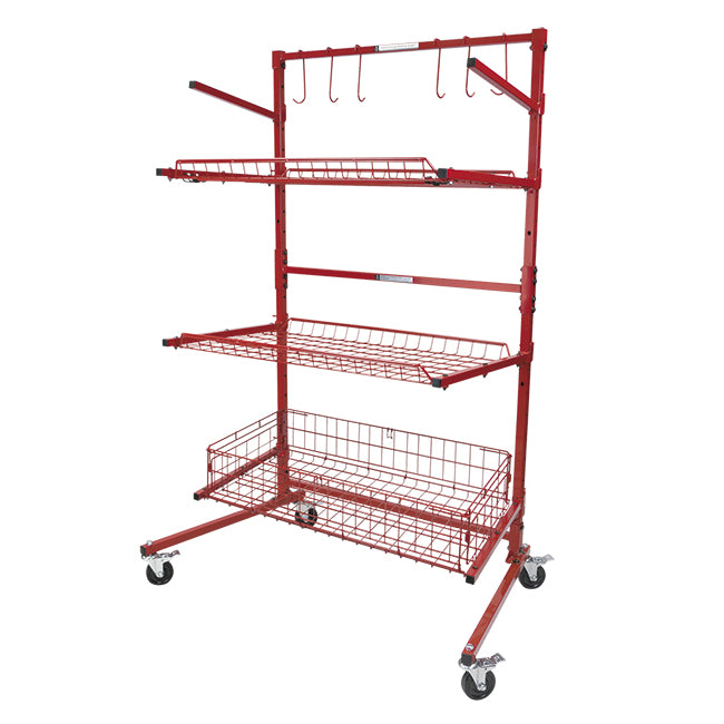 PARTS MANAGEMENT CARTS