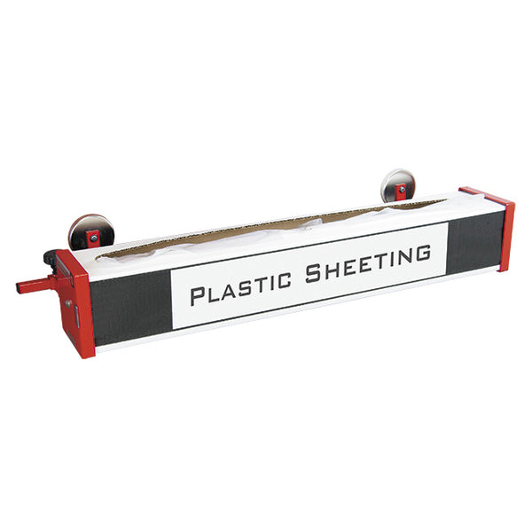 Magnetic Plastic Sheeting Dispenser