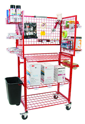 Painters Prep Cart