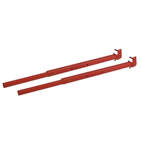 Telescoping Support arms set