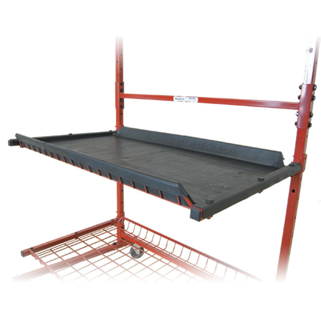 Shelf Rubber Mat for Parts Cart A-B-C series