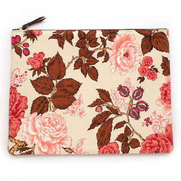 1960s Botanical Carryall/Laptop Sleeve