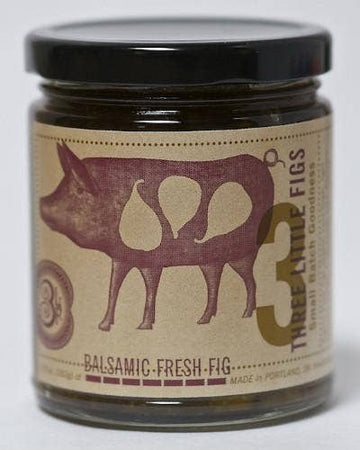 Balsamic Fresh Fig Jam