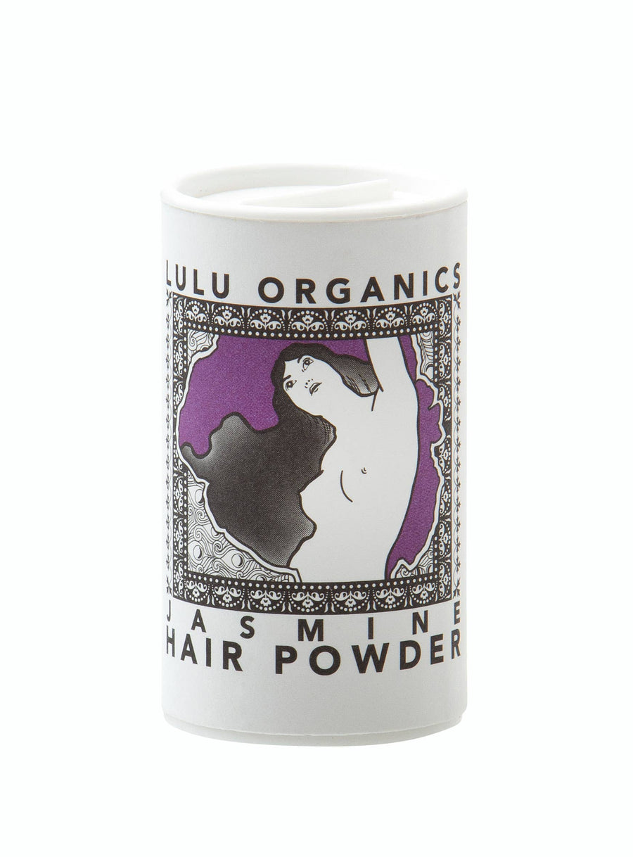 LULU ORGANICS - Jasmine Travel Size Hair Powder Shampoo
