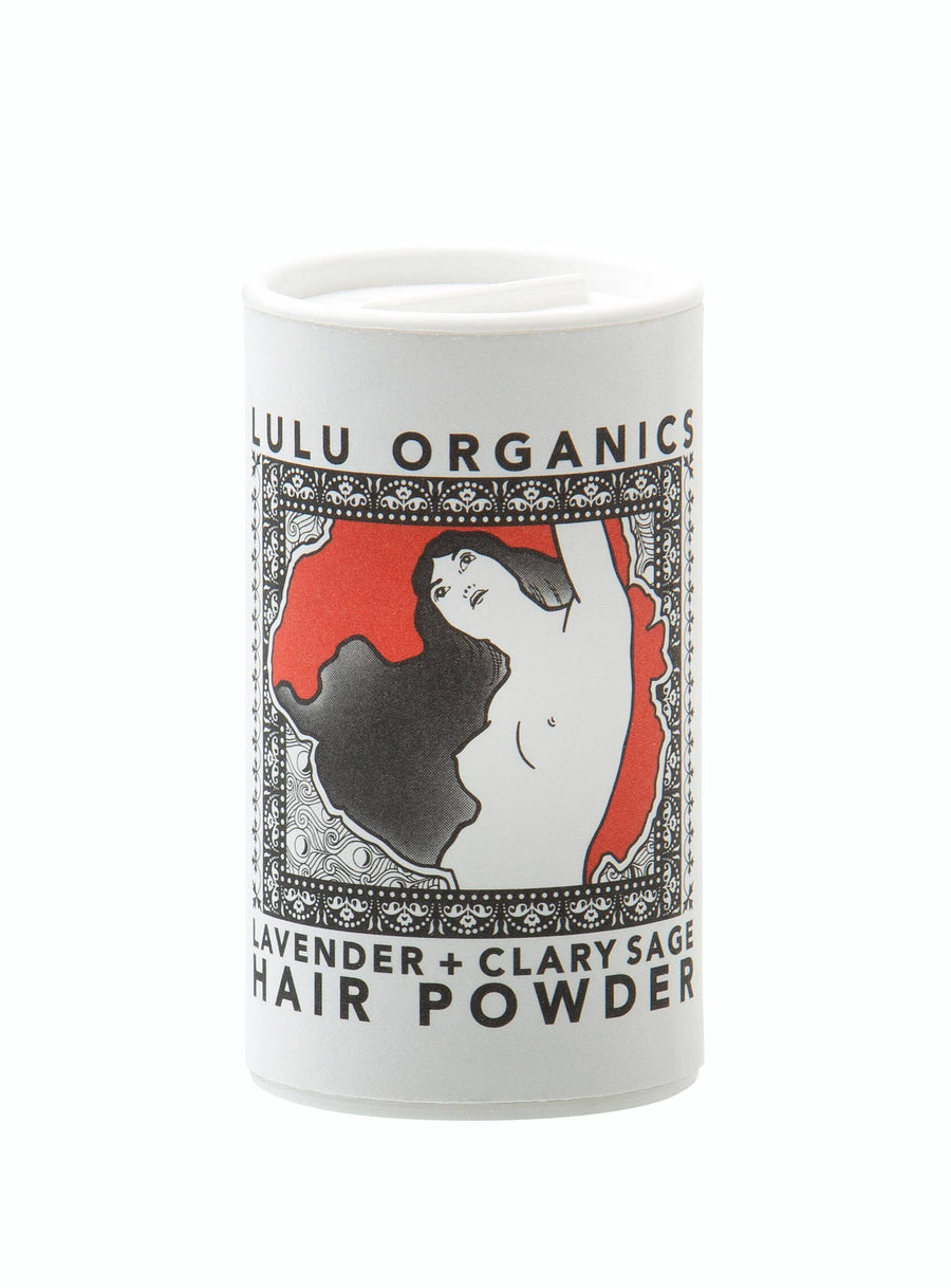 Lavender and Clary Sage Travel Powder Shampoo