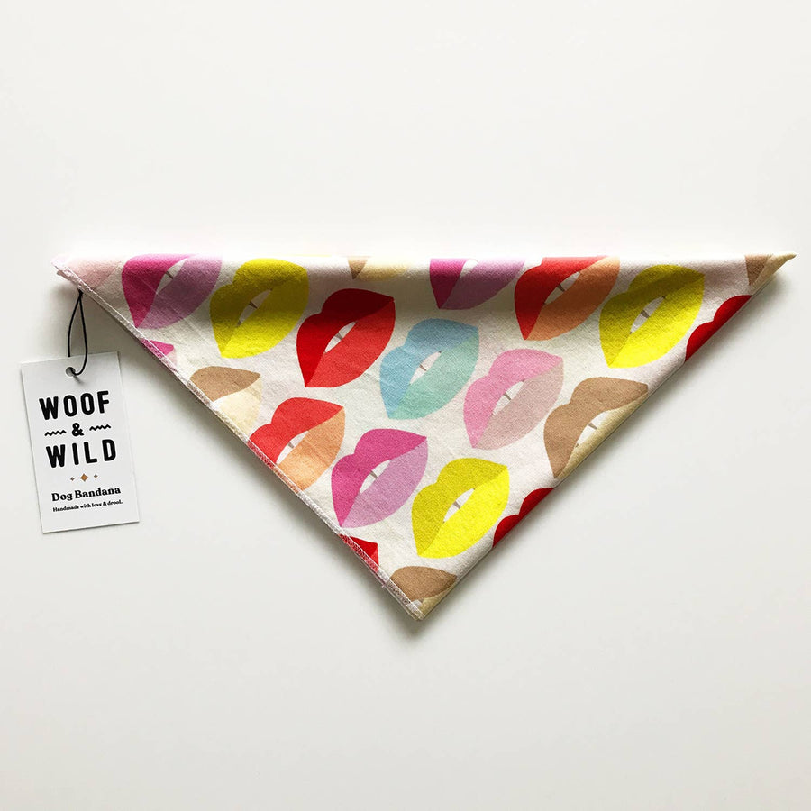 Bisou Dog Bandana