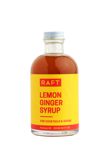 Lemon Ginger Syrup