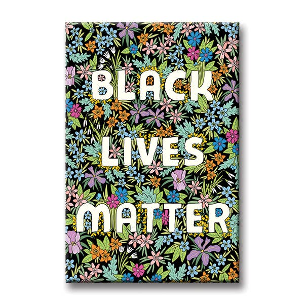 The Found - Black Lives Matter Magnet