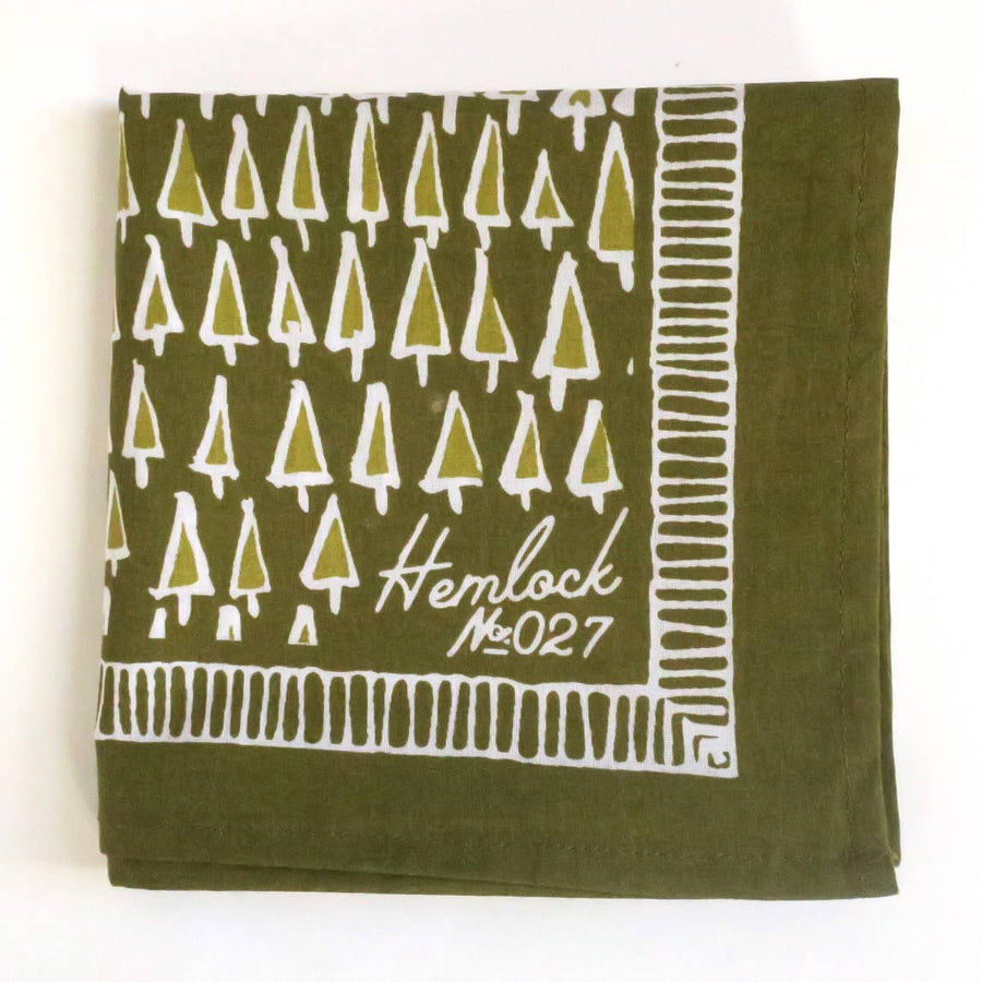 No. 027 Trees Bandana