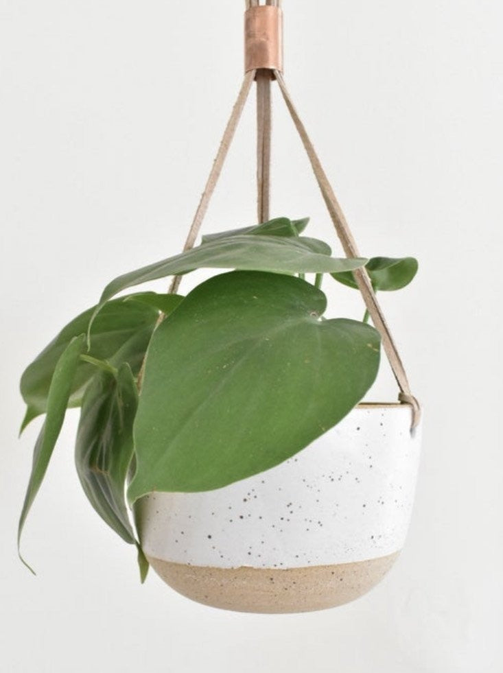 Medium Simple Hanging Planter