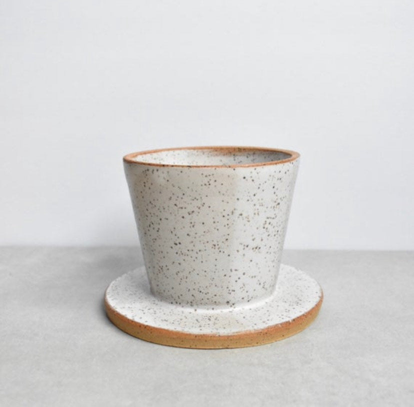 Simple White Pourover