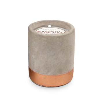 Urban Concrete Copper Bergamot + Mahogany 3.5 oz Candle