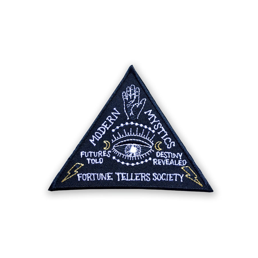 Modern Mystic Embroidered Patch