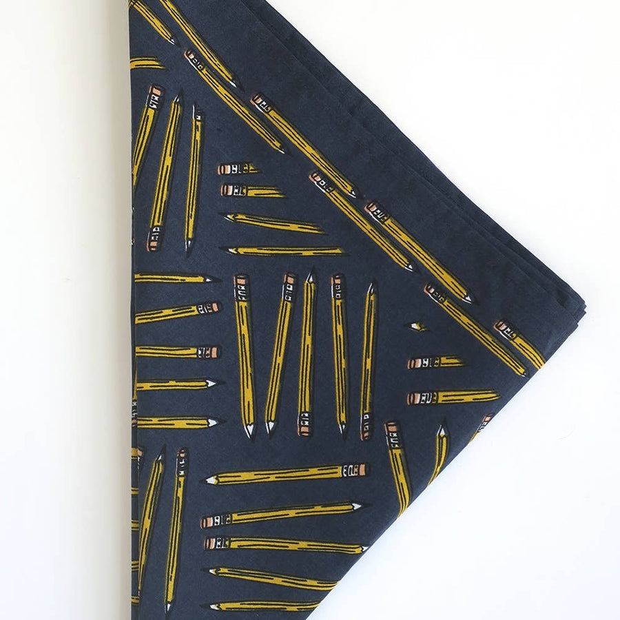 No. 037 Pencils Bandana