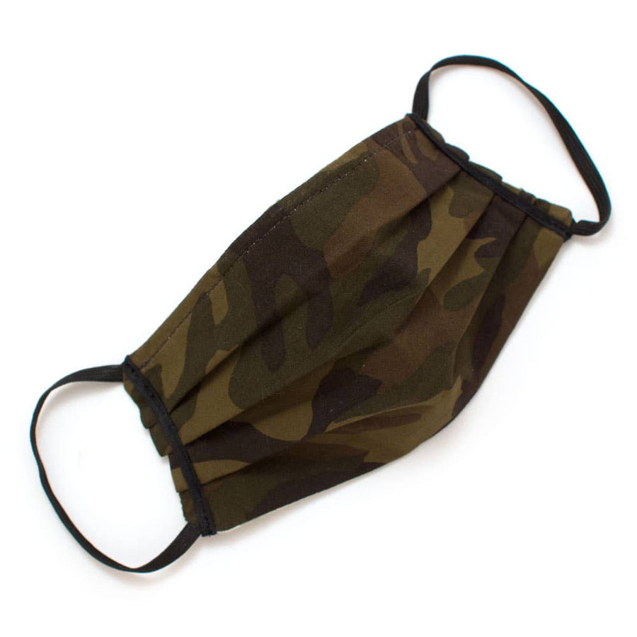 General Knot & Co. Ranger Camo Face Mask