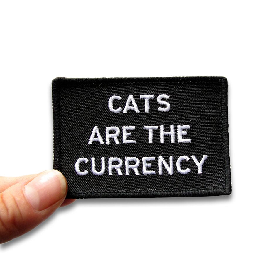 Cats are the Currency Patch