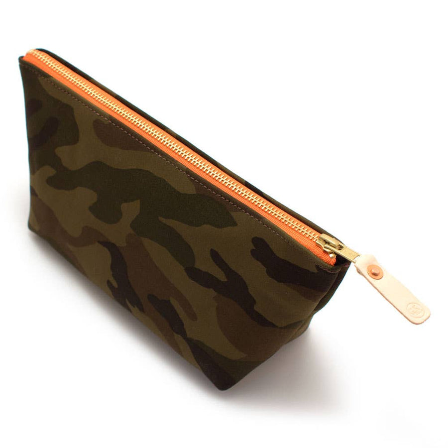 General Knot & Co. Ranger Camo Travel Clutch