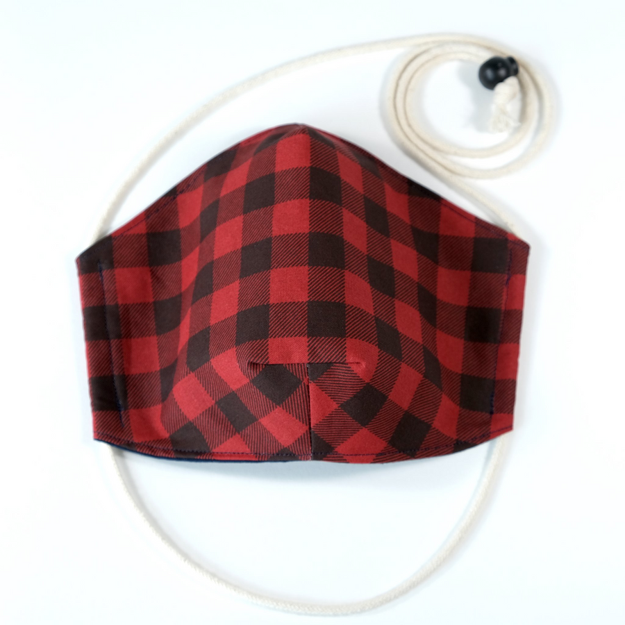 Urban Lumberjack Face Mask