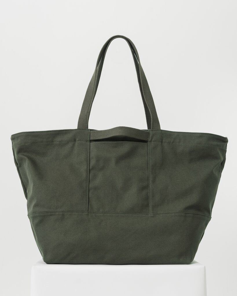 Dark Olive Weekend Bag