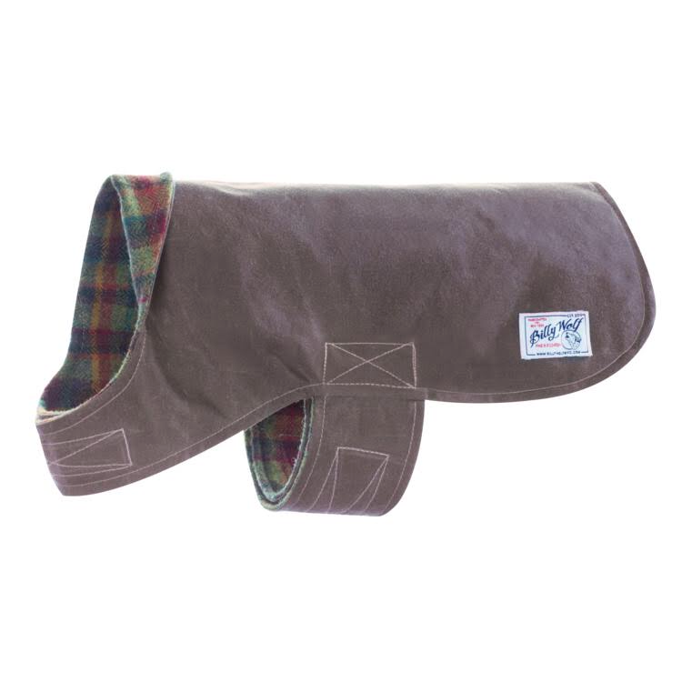 Wyatt K9 Coat, Waterproof Reversible