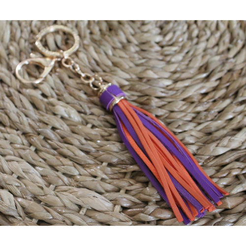 Tassel Keychain-Southern Ivy Boutique