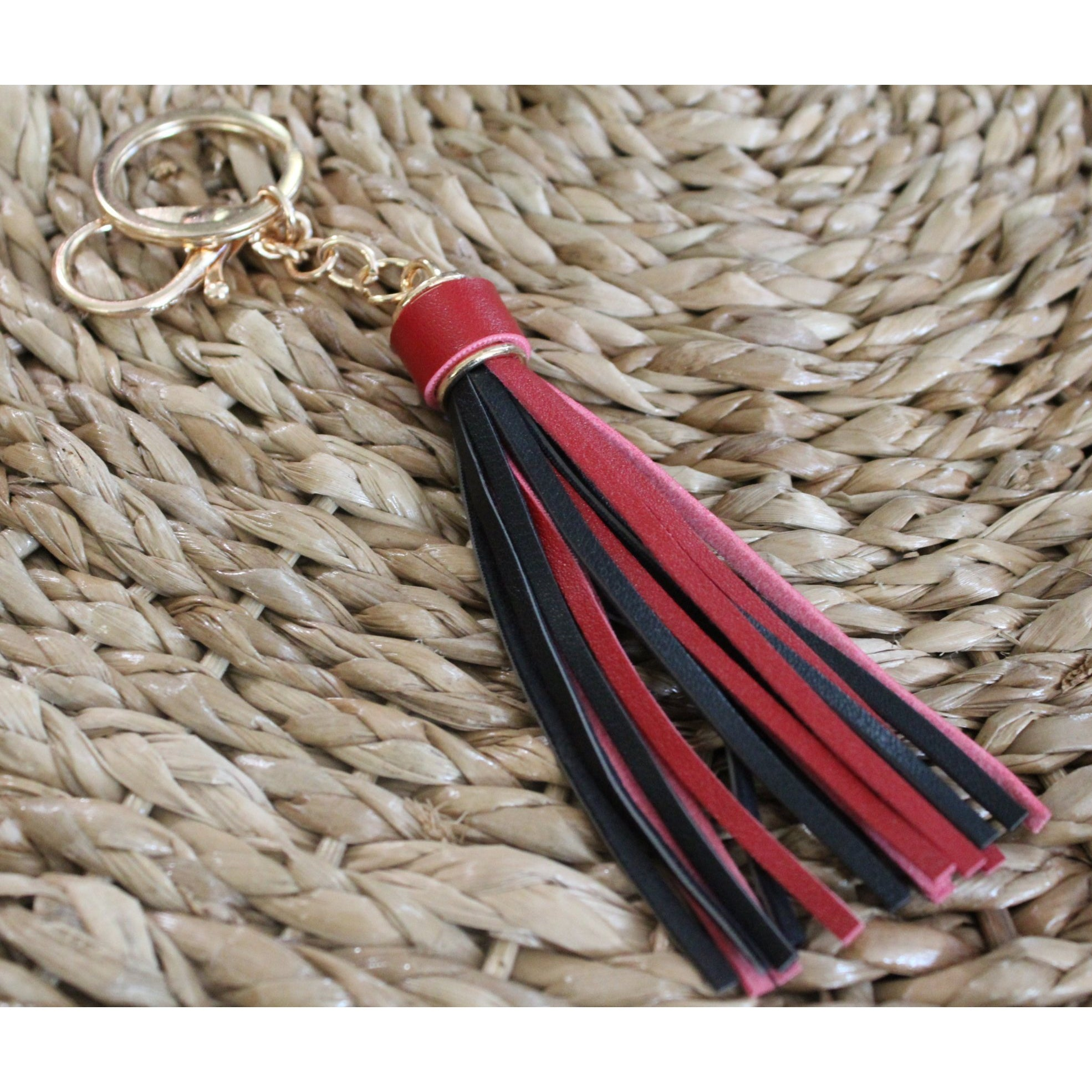 Tassel Keychain - Southern Ivy Boutique