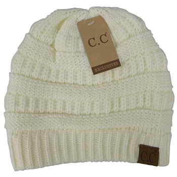 Let It Snow C.C. Beanie - Southern Ivy Boutique