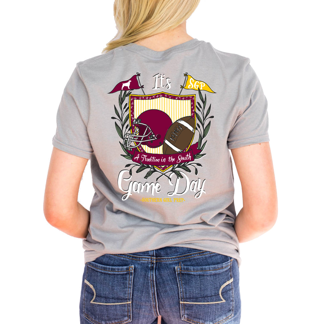 Southern Girl Prep It's Gameday T-Shirt - Florida State - Southern Ivy Boutique