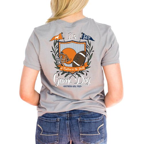 Southern Girl Prep It's Gameday T-Shirt - Florida-Southern Ivy Boutique