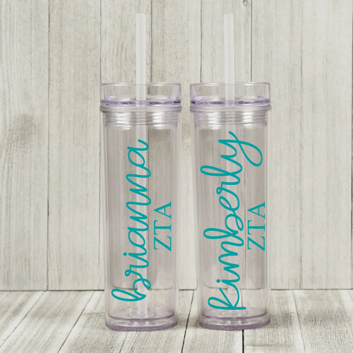Sorority Water Tumbler - Southern Ivy Boutique