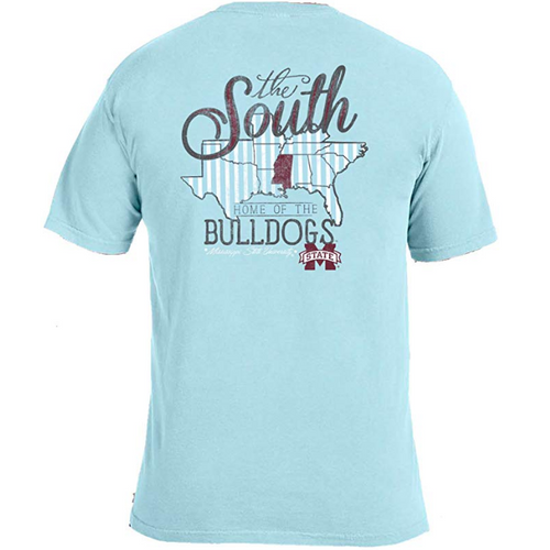 Love the South T-Shirt - Mississippi State - Southern Ivy Boutique
