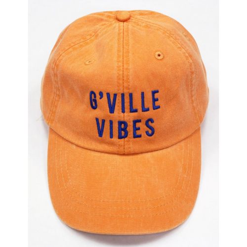 Kickoff Couture All The Vibes Gameday Hat - Florida - Southern Ivy Boutique