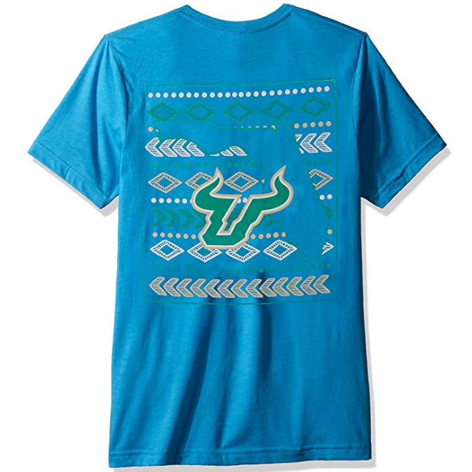 Laugh Out Loud Aztec T-Shirt - South Florida-Southern Ivy Boutique