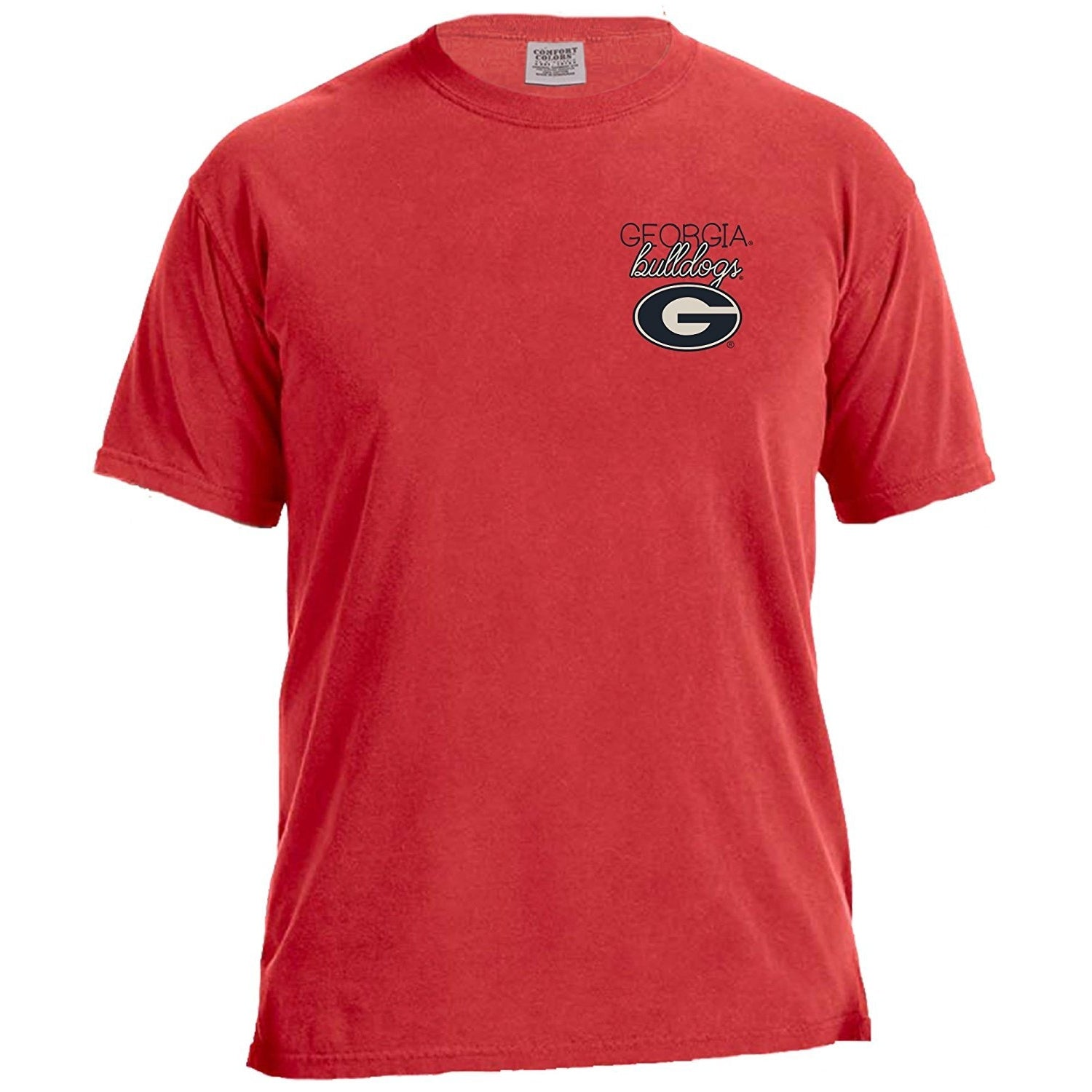 Laces and Bows Collegiate T-Shirt - Georgia-Southern Ivy Boutique