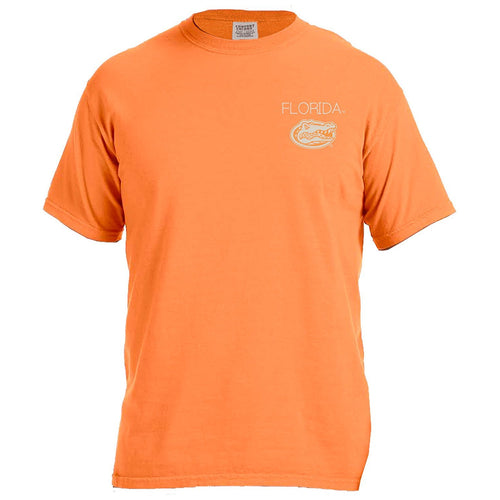Laces and Bows Collegiate T-Shirt - Florida-Southern Ivy Boutique