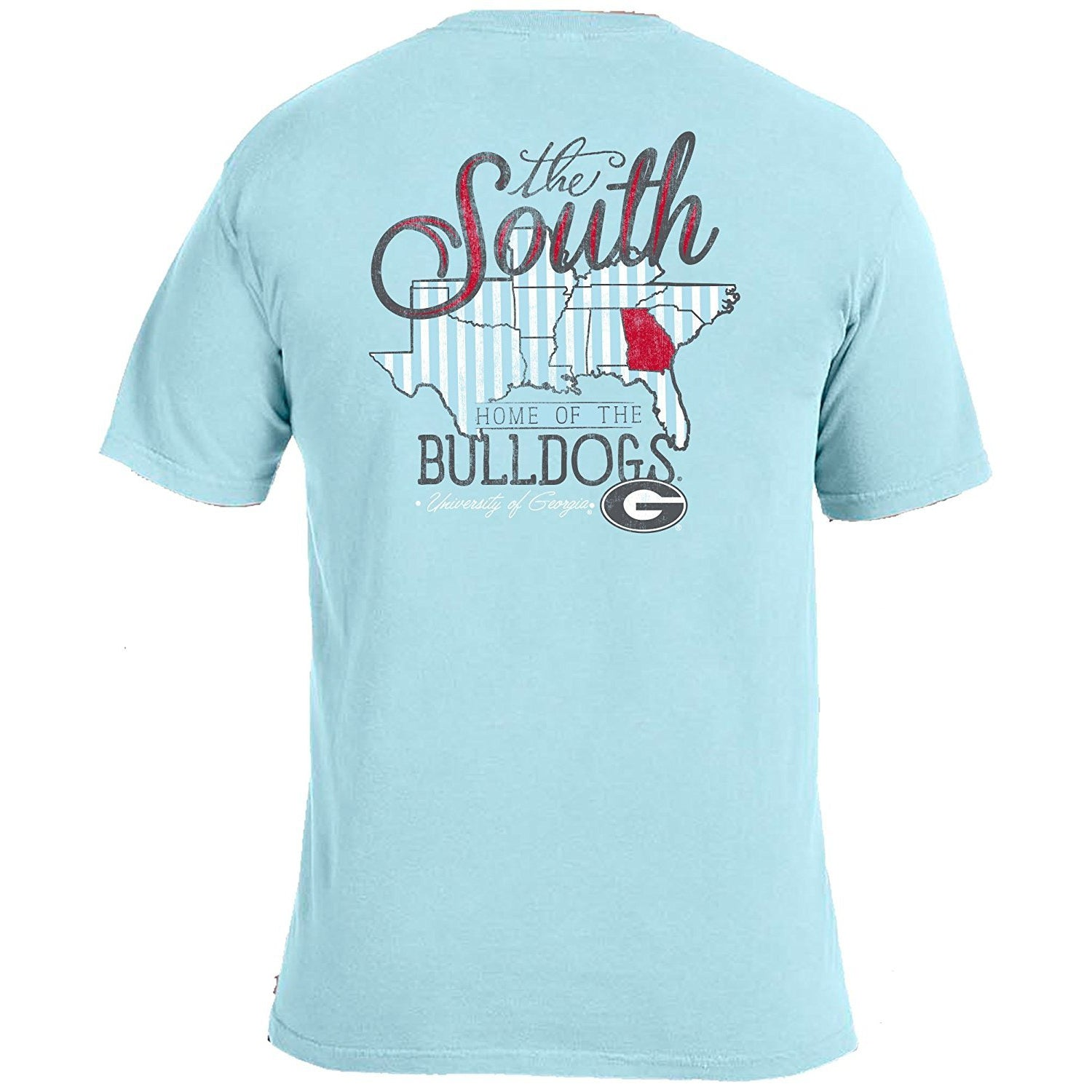 Love the South T-Shirt - Georgia - Southern Ivy Boutique