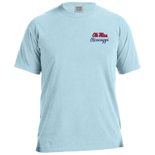 Love the South T-Shirt - Ole Miss-Southern Ivy Boutique