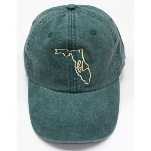 Kickoff Couture All The Vibes Gameday Hat - South Florida - Southern Ivy Boutique