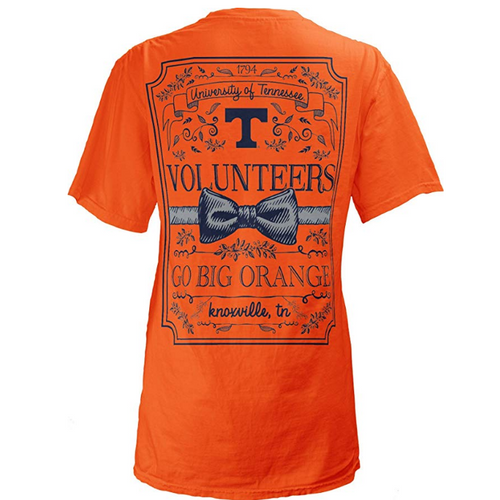 Preppy Traditions T-Shirt - Tennessee - Southern Ivy Boutique