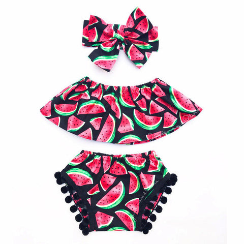 Watermelon Three Piece
