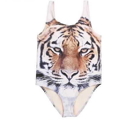 Eye Of The Tiger Swimsuit