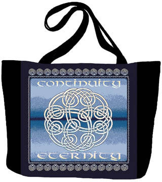 Celtic Knots Tote Bag
