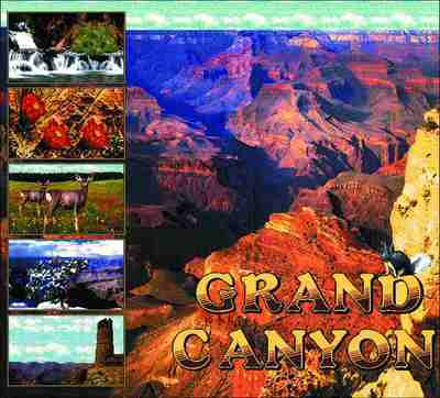 Grand Canyon South Rim Coverlet