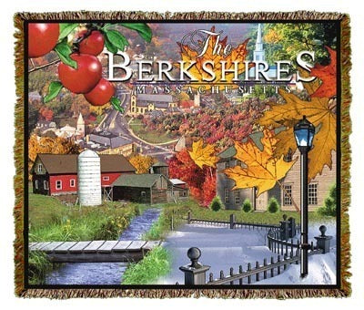 Berkshires, MA Coverlet
