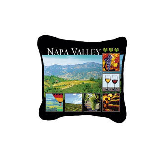 Napa Valley, CA Pillow