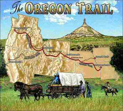 Oregon Trail Coverlet