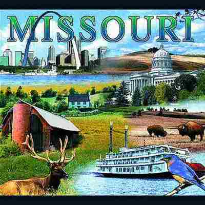 Missouri Pillow