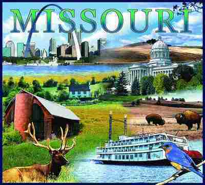 Missouri Coverlet