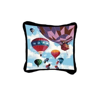 Ballooning Pillow
